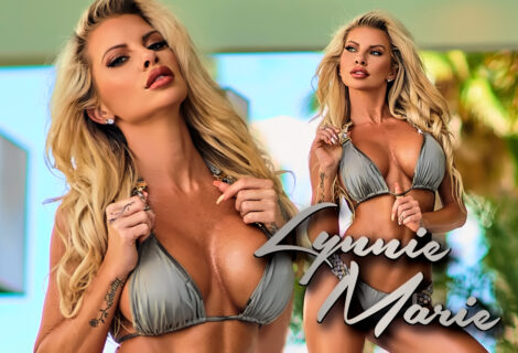 By Popular Demand: #HustleBootyTempTats Supermodel Miss Lynnie Marie