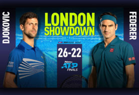 Federer Beats Djokovic in London