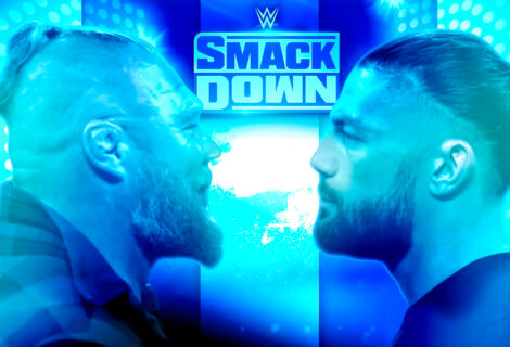 WWE Smackdown: Roman Reigns is the No.1 Draft Pick, but Brock Lesnar Ruins the Moment