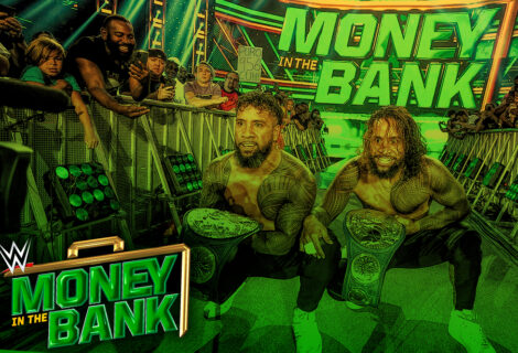 The Bloodline Drips in Gold as the Usos Defeat the Mysterios for the WWE Smackdown Tag Team Titles at Money in the Bank