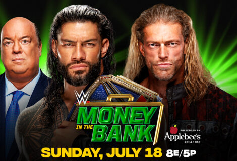 It's Official! Edge to Challenge Roman Reigns for the WWE Universal Title at MITB