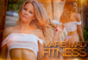 #SBLV: Marie Mad Fitness Sizzles in Sin City