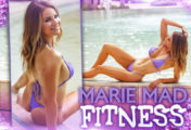 #HBFW: Live From Las Vegas, it's Marie Mad Fitness