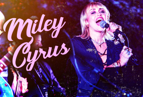 "Miley Cyrus Covers the Cranberries' ""Zombie"""