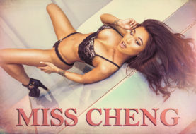 #HBFW: Live From Las Vegas, it's Miss Cheng
