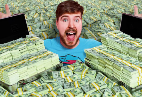 MrBEAST Presents the One Million Dollar Giveaway