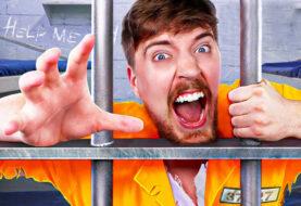 MrBeast Scared Straight in Prison