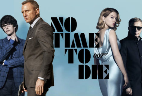 "Sneak Peek at James Bond ""No Time To Die"""