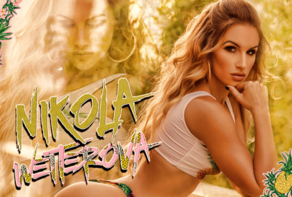 #HBFW: Live From Las Vegas, it's Nikola Weiterova