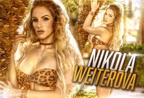 #WHHSH: Nikola Weiterova Heats Up Las Vegas