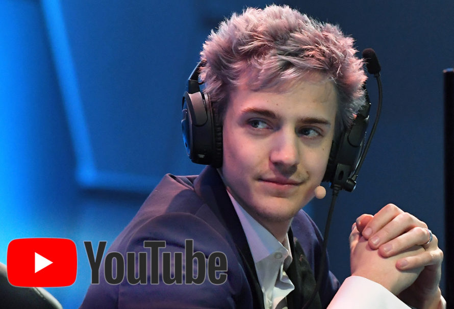 Ninja May Be Headed to YouTube