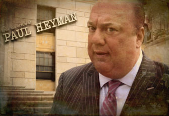 LIVE FROM THE STEPS OF THE BRONX COURTHOUSE! Paul Heyman Responds to Stephanie McMahon and WWE