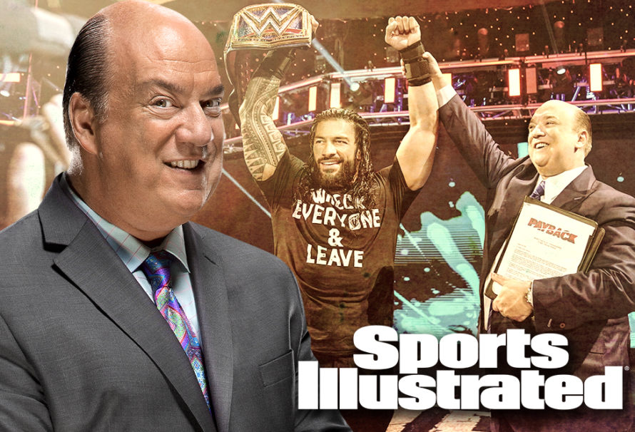 Paul Heyman Reveals Just a Little Bit More About Being Special Counsel to The Tribal Chief