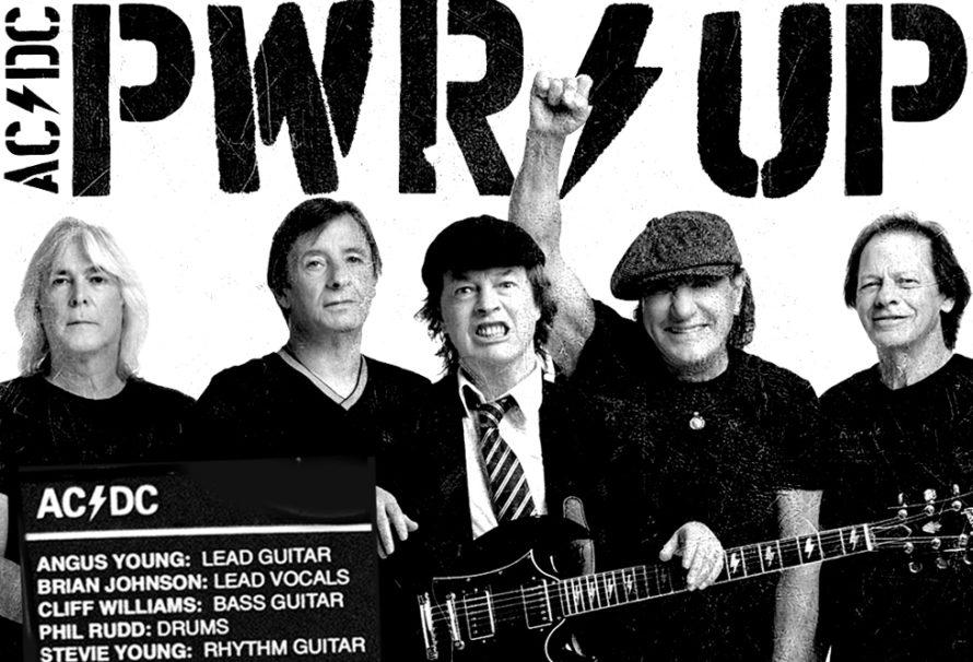 AC/DC Confirm Reunion, New Album to Blast Your Eardrums