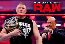 "Paul Heyman Opens WWE Monday Night RAW with Brock Lesnar: ""We Live in Most Uncertain Times"""