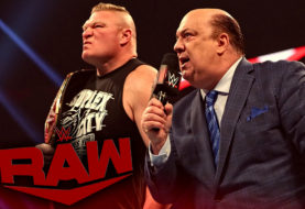 Brock Lesnar and Paul Heyman Kick Off a New Decade on WWE Monday Night RAW with a Mega Announcement