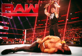 Brock Lesnar Annihilates Seth Rollins on WWE Monday Night RAW