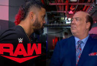 The Usos Drafted to WWE Smackdown ... But It's Still a Bad Night for Paul Heyman