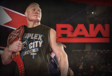 Special Coverage of Brock Lesnar's Face-to-Face Confrontation with Braun Strowman on WWE Monday Night RAW