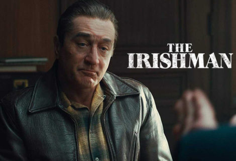 Behind The Scenes with Robert De Niro in The Irishman