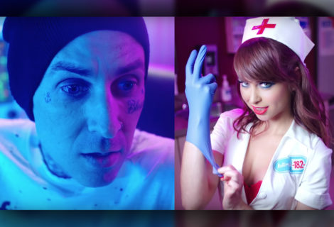 Blink-182 Release New Tour Trailer ... and it Stars Riley Reid