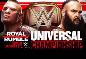 Braun Strowman to Challenge Brock Lesnar for WWE Universal Title at the Royal Rumble