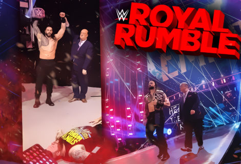 Roman Reigns is the Last Man Standing at the 2021 WWE Royal Rumble Event