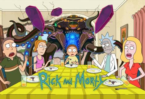 Here Comes Season 5 of Rick and Morty