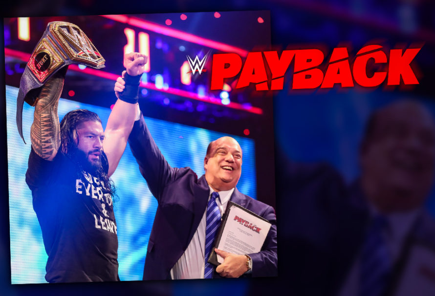 Roman Reigns Reclaims the Universal Title at WWE Payback