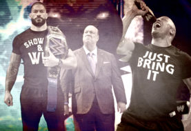 Paul Heyman Puts The Rock on Blast