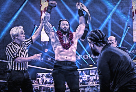 WWE Looks Back at Roman Reigns Brutal Universal Title Defense Against Jey Uso
