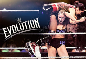 360 Coverage of WWE Evolution: Ronda Rousey Defends the RAW Women's Title Against Nikki Bella