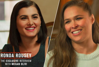 Ronda Rousey Opens Up to UFC's Megan Olivi in a Fascinating Interview