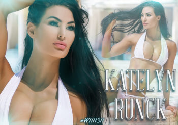 #WHHSH: Katelyn Runck Heats Up Las Vegas