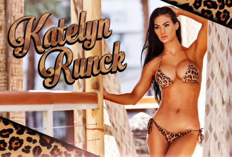 #SBLV: Katelyn Runck Sizzles in Sin City