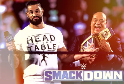 """Roman Reigns Says He Doesn't Want to """"See"""" John Cena ... Turns Down SummerSlam Challenge ... and Compares Cena to """"Missionary Position"""""""