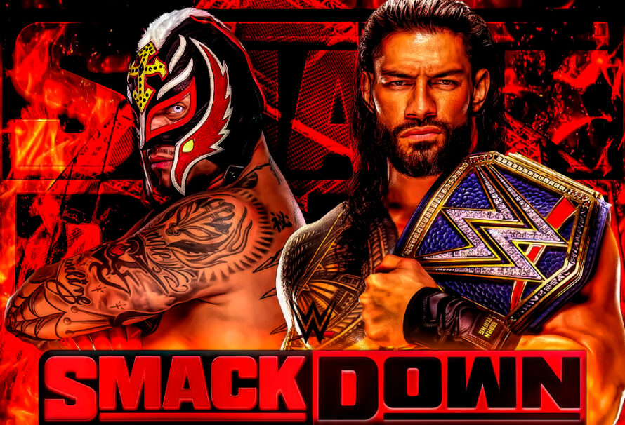 #BreakingNews: Hell in a Cell Comes to WWE Smackdown