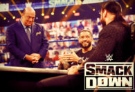 WWE Smackdown Report: Roman Reigns Champion Vs Title Holder Contract Signing with Drew McIntyre