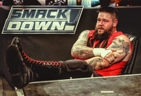 Roman Reigns Watches as Kevin Owens Steps into the Universal Title Picture on WWE Smackdown