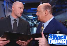 WWE Smackdown on FOX Report: Roman Reigns Has Paul Heyman Torment Adam Pearce