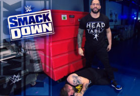 Roman Reigns Attacks Kevin Owens, Addresses KO's Family