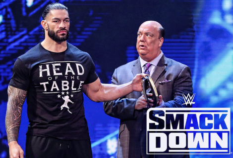 Tensions Rise Between Roman Reigns and Kevin Owens on WWE Smackdown on FOX
