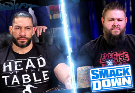 Roman Reigns Crosses Multiple Lines in Pushing Kevin Owens' Buttons