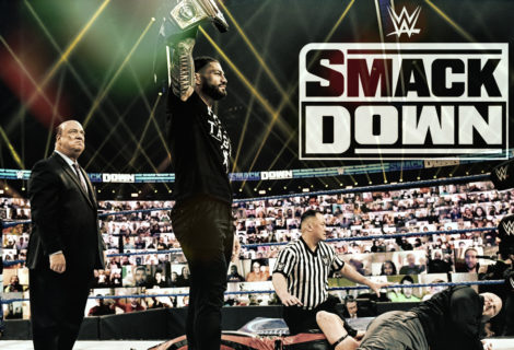 Continuing Coverage of WWE Smackdown on FOX: Roman Reigns Crowns His Own Challenger for the Royal Rumble ... and it's Adam Pearce!