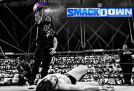 Continuing Coverage of WWE Smackdown: Roman Reigns Guillotines Daniel Bryan