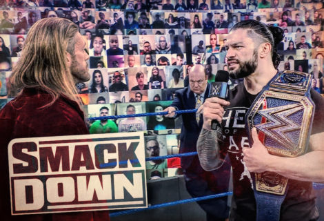 Continuing Coverage of WWE Smackdown on FOX: Roman Reigns Goes Face-to-Face with Edge, but ...