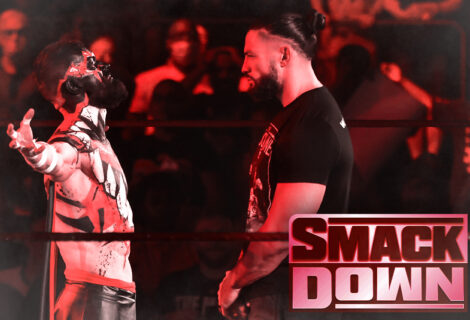 WWE Smackdown LIVE From Madison Square Garden: The Demon Confronts Roman Reigns
