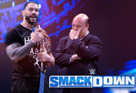 Roman Reigns and Daniel Bryan Get Into a War of Words on WWE Smackdown