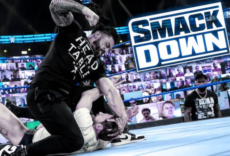 BOMBSHELL DECISION ON SMACKDOWN! THE MAIN EVENT OF WRESTLEMANIA IS NOW A TRIPLE THREAT MATCH!