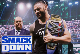 Roman Reigns Disrespects Cesaro on WWE Smackdown, Paul Heyman Follows Up with Insults